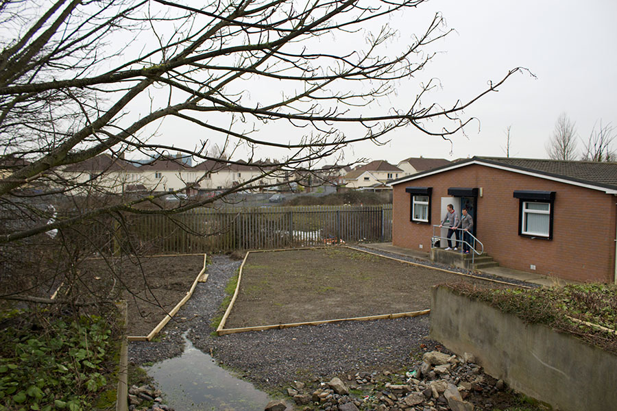 Tolka River Garden Project
